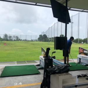 ゴルフ打ちっぱなしデート