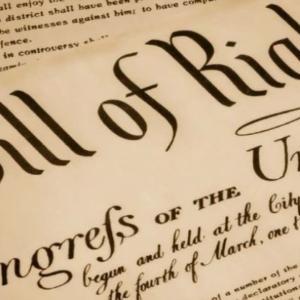 「権利章典」に関する考察