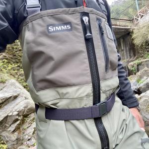 SIMMS FS Zウェーダーを追加ですな