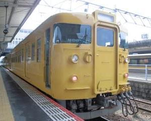鉄ちゃん爺やの一人旅  JR山陽本線の車窓風景