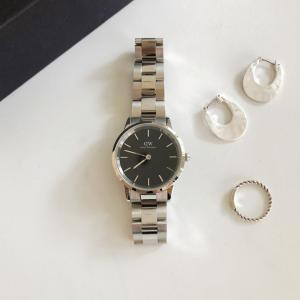 ダニエルウェリントンの最新作!アイコニックな腕時計がお気に入り♡