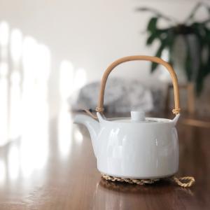 今年も急須の出番です♡ お気に入りの急須でほっこりお茶時間。