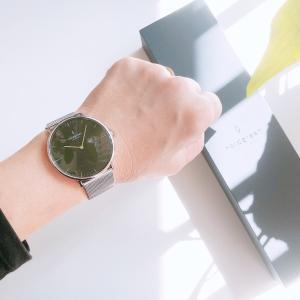 [PR]北欧デザインの腕時計『Nordgreen』のブラックダイヤル。