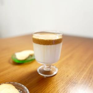 娘とのコーヒータイム♡