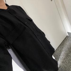 GUのSALE品ヘビロテ中!今の時期ピッタリな今時オーバーシャツ。