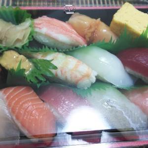銚子丸寿司 テイクアウト