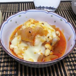トマトチキンチーズ