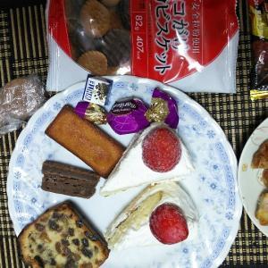 菓子夜食過食