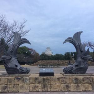 202日目:兵庫のお城は広い