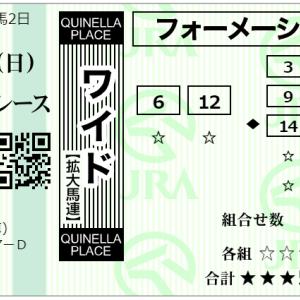 【アイビスサマーダッシュ(G3)最終予想2021】勝負馬券の買い目公開!