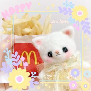 ☆マクドのポテトとハッピースウィート☆