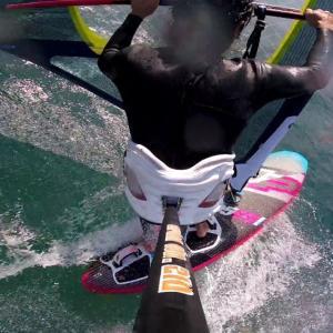 4月5日田の子 ⇒ 結果 ウインドサーフィン windsurfing