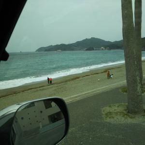 4月26日、日曜日ー脇岬