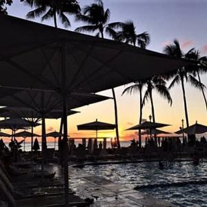 2019年12月ハワイ旅行記1日目 その3 滞在初日の地味なメシ