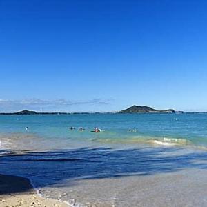 2019年12月ハワイ旅行記1日目 その6 カイルア