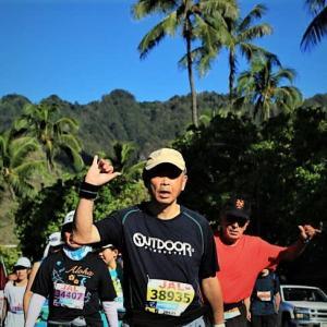 2019年12月ハワイ旅行記3日目 その8 ホノルルマラソン2