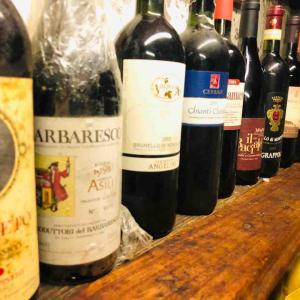 ワインの引越し🍷
