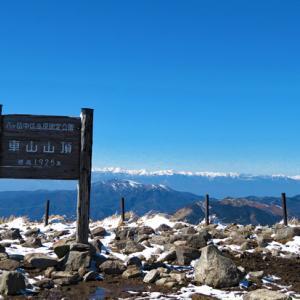 早春のビーナスライン・後編 車山からの絶景