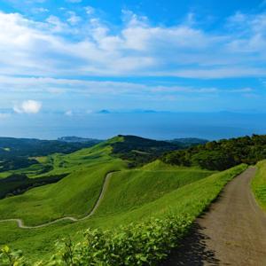 細野高原・三筋山 チャリ再開でホームコースへ