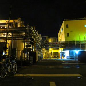 富士市の工場夜景ライド再び