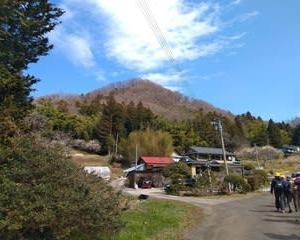 蔵王町 とんがり山&手倉森山