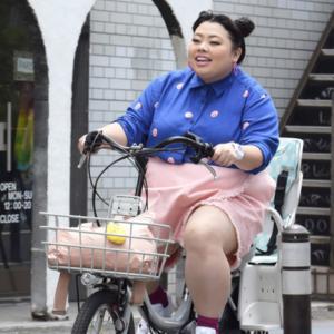 芸能人のマネっこ★かんなさ~ん!子役のヘルメット可愛い!