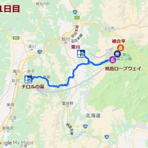 北海道の旅(31日目)~旭岳裾合平のチングルマ