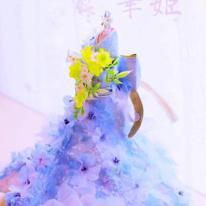まるで宝塚歌劇のプリンセス♪新講座「着物ドールリウム®華姫はなひめ」動画レッスン開始です♡