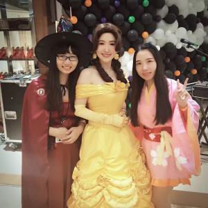 広州日航ホテルのハロウィンパーティーは10月26日に開催
