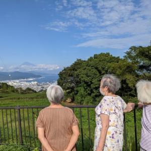 緊急事態宣言解除でミステリーツアーへ ~富士は日本一の山🗻