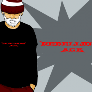 反抗期とTシャツ