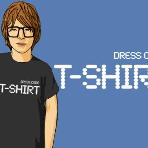 ルールとTシャツ