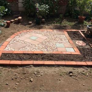 また庭の改造をしようかな?