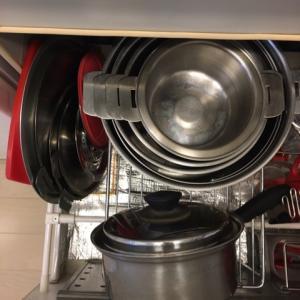 片づけのプロが持っている鍋の数.....びっくり!笑