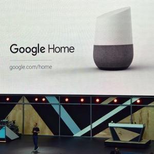グーグル、声で家中を操作するAI執事開発!年内発売、価格未定