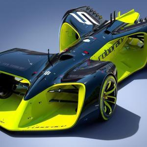 無人の自動運転車によるロボレース、来年開催!人工知能の優劣競う