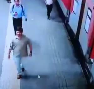 【死亡事故】列車に乗り損ねた男が最悪の結末を迎える!