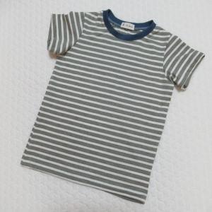 小学生男児にシンプルTシャツまとめて4枚。