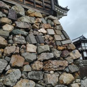 調子に乗って県をまたいだ…福知山城で転用石、京都の北部を満喫旅。