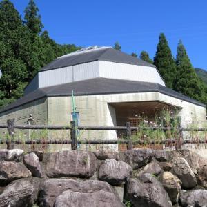 関市洞戸 (ほらど) の円空記念館と高賀神社