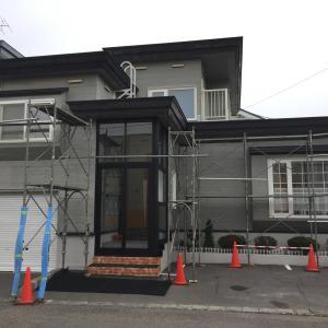 大胆なイメチェンで気分も明るく!外壁・屋根塗装工事の施工事例。