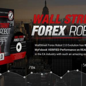 初の海外EA、「WallStreet Forex Robot 2.0 Evolution」始動!大儲けの予感しかしない!?(FXの自動売買)