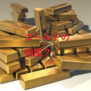 Gold(金)は何と相関しているのか? 米株・ドルインデックス・金利