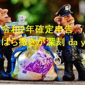 外国税控除、米株一般口座、ふるさと納税の確定申告メモ(eTax)