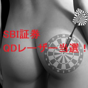 IPO「QDレーザー」がSBI証券にて当選!その株数や如何に?