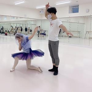 【バレエ】舞台リハ