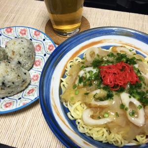 【貧乏飯】残った白菜で・・・