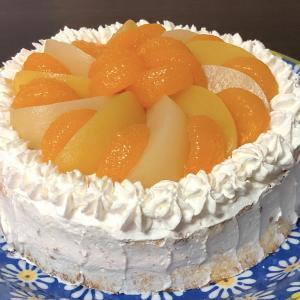 【貧乏スイーツ】500円でケーキ1ホール。
