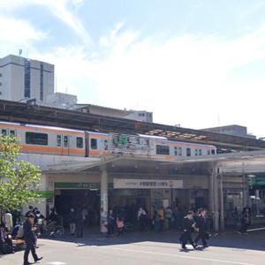 中野駅 喫煙所