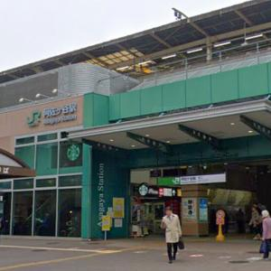 阿佐ヶ谷駅 喫煙所